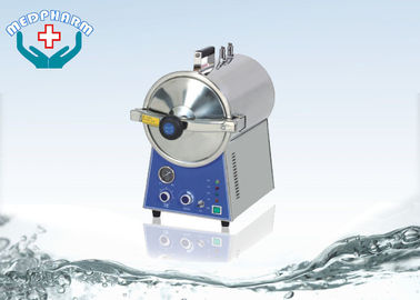 China SS304 Table Top Autoclave Steam Sterilizer With Electric Heated supplier
