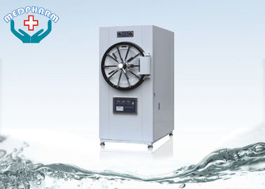 China Adjustable Timer Controllers Medical Autoclave Sterilizer With Over Pressure Protection supplier