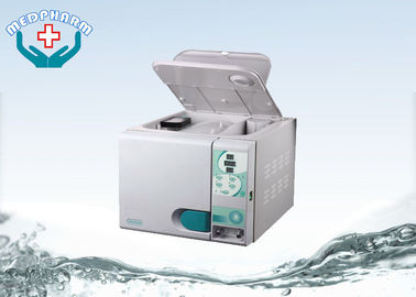 China 3 Times Vacuum Medical Autoclave Dental Sterilizer With Inner Printer supplier