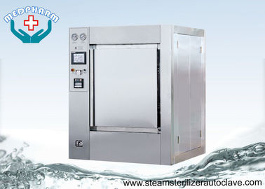 China 800 Liters Medical Autoclave Steam Sterilizer With Temperature Control Pressure Control supplier