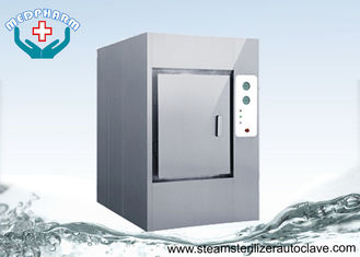 China SS304 High Pressure Vessel Autoclave Sterilizer For Pharmaceutical Factory Terminal Sterilization supplier