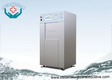 China Fully Jacket SUS304 Chamber Autoclave Steam Sterilizer For Garment supplier