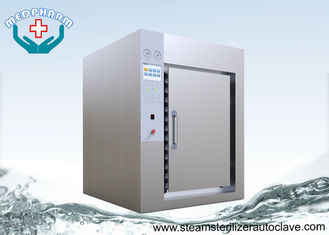 China Pre Heated Autoclave Sterilizer Machine With Emergency Exhaust Switch And Safety Valve supplier