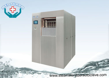 China Veterinary Sterilization Lab Autoclave Sterilizer With Visually And Audibly Alarm supplier