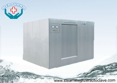 China High Pressure High Temperature Large Steam Sterilization Autoclave For Microbiology Lab supplier