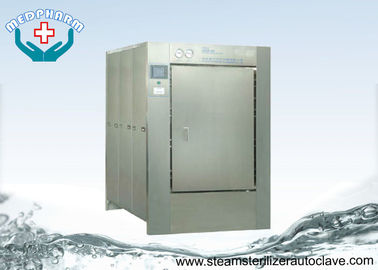 China Floor standing Hospital CSSD Sterilizer 450 Liter For Surgical Instruments supplier