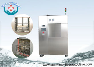 China User Friendly HMI Autoclave For Laboratory With Microcomputer With Self Diagnostic Feature supplier