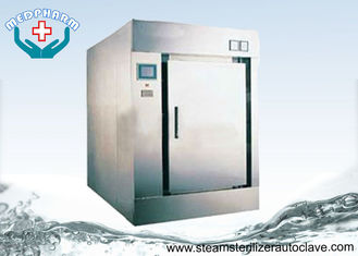 Saturated Steam Pre Heating CSSD Sterilizer With Strong Post Dry Function