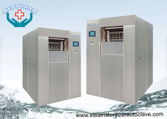 China Thermally Insulated Lab Autoclave Sterilizer With Controlled Pressure Valve supplier