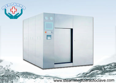 China High Pressure Muti Cycle Selection CSSD Sterilizer For Hospital B-D Test supplier