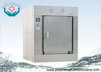 China Pneumatic Pass Through Door Horizontal Autoclave With PID Pressure Control For Life Science supplier