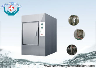China Mutil Programmed Sterilization Cycles Laboratory Steam Sterilizer With Safety Relief Valve supplier