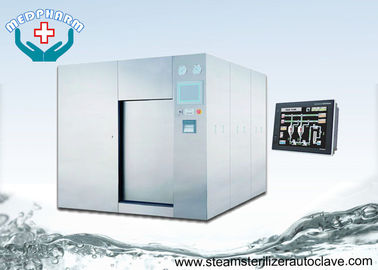 China Compliance With GAMP 5 Guidelines Lab Autoclave Sterilizer With Multilevel User Access Control supplier