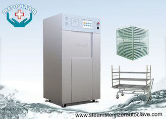 China Double Door Hospital Steam Sterilizers With Water Saving System supplier
