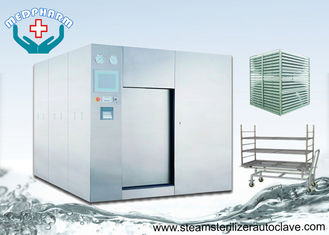 Water Bath Pharmaceutical Autoclave For Decontamination Vaccines Production With Validation Port