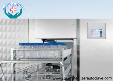 China With Validation Port Program Pharmaceutical Autoclave For Sterilizing Ampoule Injection supplier