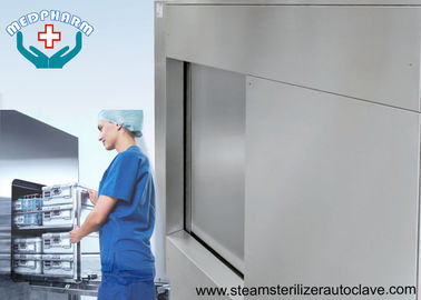 China Moist Heat Sterilization With Cross Contamination Seal Pharmaceutical Autoclave For Biohazard Process supplier