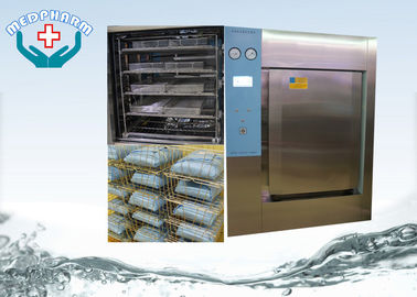 China Liquid Cycle With Pressure Ballasting Steam Autoclave Sterilization Using Autoclave supplier
