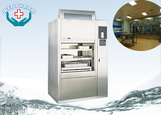 China Culture Media  Substrate Veterinary Sterilization Autoclave With Gravity Replacement Cycle supplier