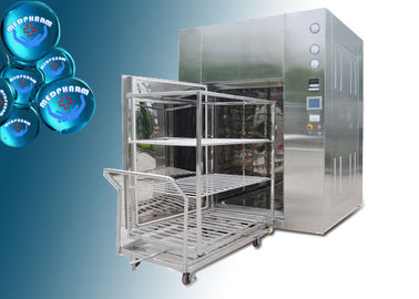 China Horizontal Dry Heat Sterilizers With Microprocessor Control System For Laboratory supplier