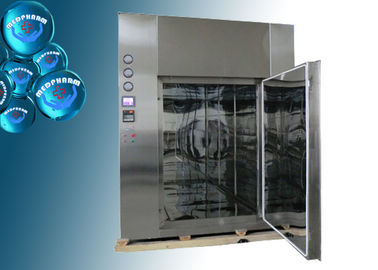 China High Temperature Hot Air Pass Through Autoclave With Hot Air Circulation supplier