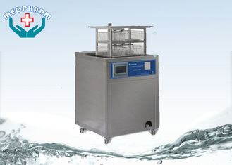 China Medical 3 Frequencies Ultrasonic Washer Disinfector Machine / Instrument Washer Disinfector supplier