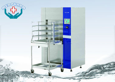 Single Chamber Rapid Automatic Medical Instrument Washer Disinfector 360L