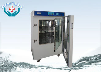 China EO Mixture Gas Medical Device Sterilization With Manual Door And Manual Loading supplier