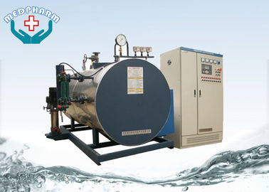 China Fully Automatic Industrial Steam Boiler High Efficiency With PLC Control supplier