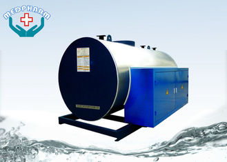 China CWDR Horizontal Industrial Steam Boiler With Stainless Steel Heating Pipe supplier