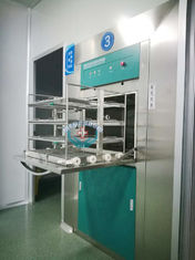 China Wall - Mounted Medical Washer Disinfector For CSSD Medical Clinics / OR supplier