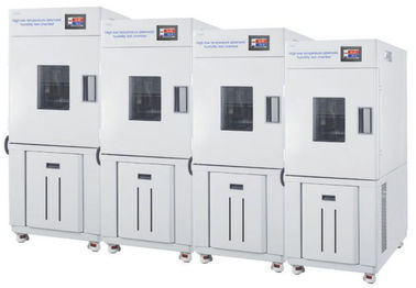 White High Low Temperature Test Chamber With Individual Refrigeration And Heating System