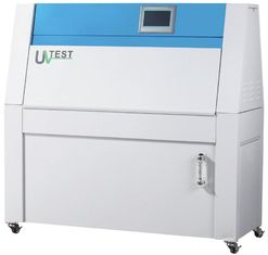 China Multi Standard Meeting Environmental Test Chamber , UV Aging Test Chamber With Locked Wheels supplier