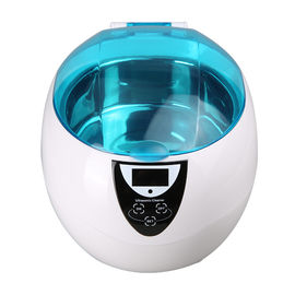China 3 Styles Household Ultrasonic Cleaner , Compact Ultrasonic Cleaner Lightweight supplier