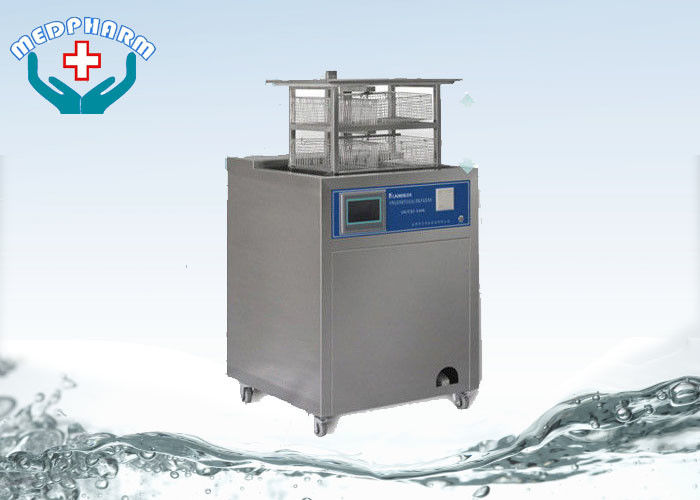 Medical 3 Frequencies Ultrasonic Washer Disinfector