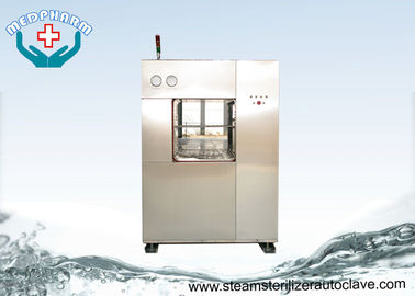 China Automatic Prevacuum Steam Sterilizer With Automatic Low Water Protection distributor