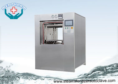 China Front Loading Autoclave Steam Sterilizers  For Biological Sterilization distributor