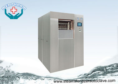 China Autoclave Steam Sterilizer For Infection Control Of Hospital CSSD Center distributor