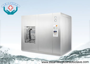 China Floor Loading Automatic Autoclave Steam Sterilizer With 3 Levels Passports distributor