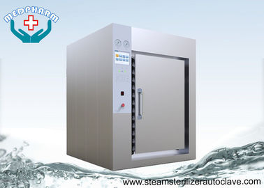 China Pre Heated Autoclave Sterilizer Machine With Emergency Exhaust Switch And Safety Valve distributor