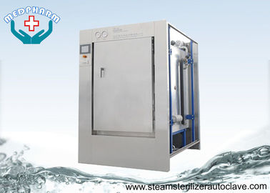 China High Vacuum Degree Sterilizers Autoclave With Low Noise Vacuum Pump For Silence Laboratory distributor