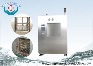 China User Friendly HMI Autoclave For Laboratory With Microcomputer With Self Diagnostic Feature distributor