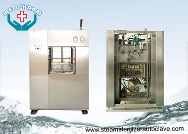 China Effluent Decontamination Veterinary Clinic Equipment Bulk Steam Sterilization For Animal Labs distributor