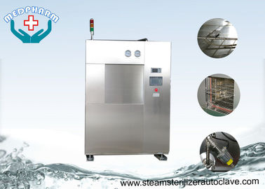 China Animal Care Veterinary Autoclave With Safety Door Lock and Pneumatic Seal distributor