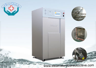 China Independent Recording Horizontal Autoclave With Multiple Access Levels And User Passwords distributor