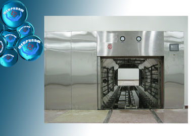 China Autoclave Pharmaceutical Sterilizers Offer 13000 Liters Autoclave For Infusion Solution factory