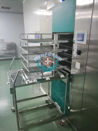 China Large Scale Medical Washer Disinfector For Decontaminating Surgical Instruments distributor