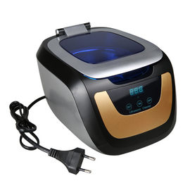 China Household CE -5700A Small Ultrasonic Cleaner With Tightened Lid Design factory