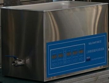 China 100W 150W 200W 250W Middle Volume Ultrasonic Cleaning Equipment Micro Computer Controller distributor
