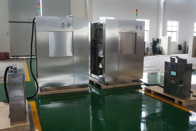 Automatic Prevacuum Steam Sterilizer With Automatic Low Water Protection